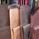 Mind-Factor Rückenköcher mit Tasche_Auswahl Leder