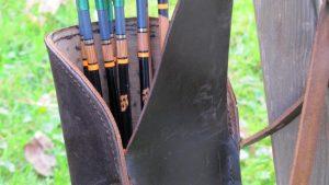 Rückenköcher HGTB-Hunter MF-dunkelbraun