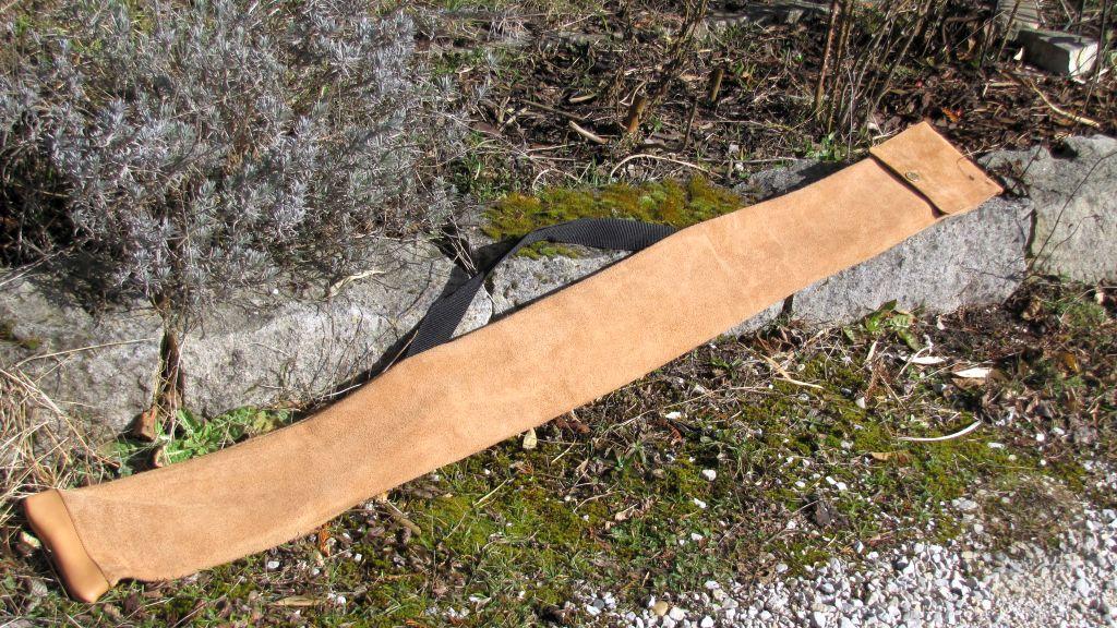 Mind-Factor Bogentasche für Recurve aus echtem Leder, 90 €