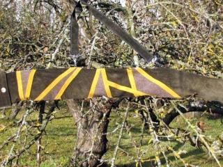Mind-Factor Bogentasche für kurze Recurve aus echtem Leder, 120 €