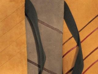 Mind-Factor Bogensport, Bogentasche für Recurve aus echtem Leder