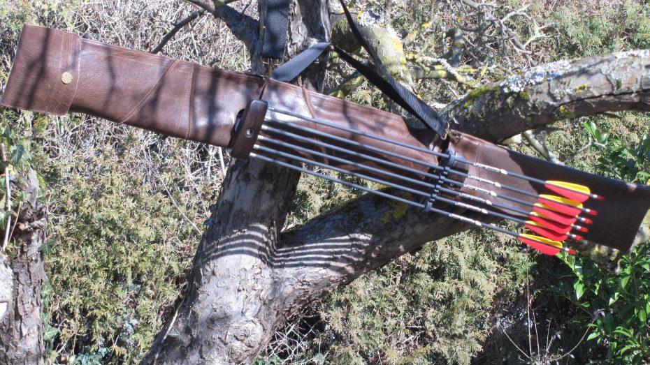 Mind-Factor Bogensport - Bogentasche für Bogenköcher_1
