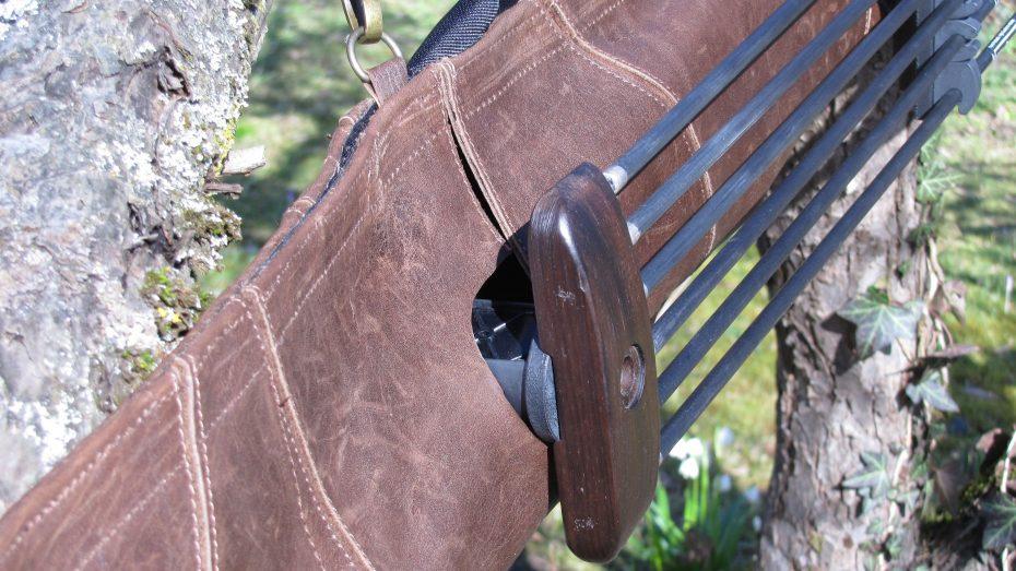 Mind-Factor Bogensport - Bogentasche für Bogenköcher_2