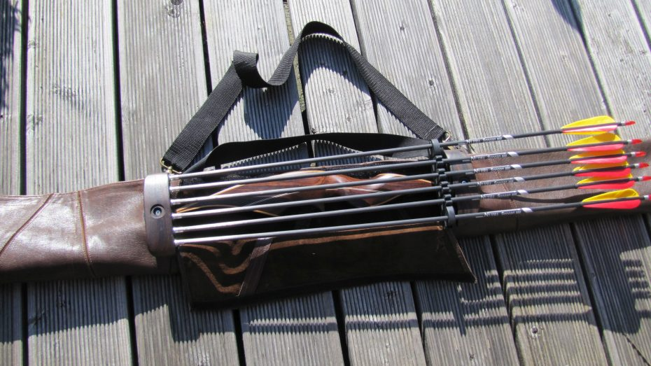 Mind-Factor Bogensport - Bogentasche für Bogenköcher_3