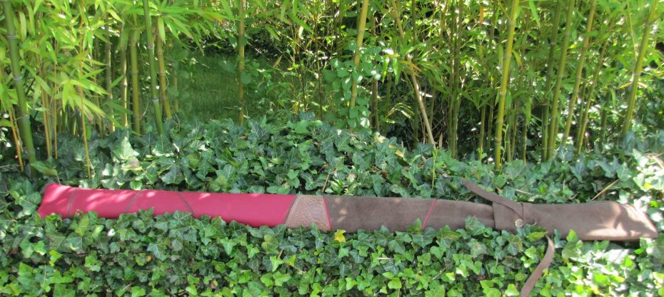 #3 Mind-Factor Bogensport - Bogentaschen aus Leder mit Reptilprint 2020_15