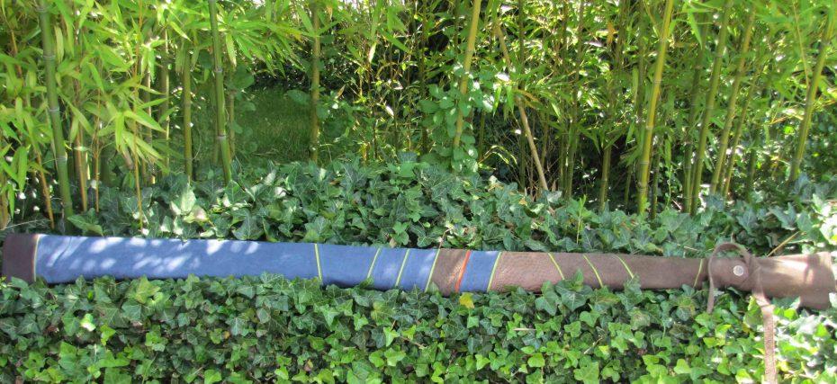#5 Mind-Factor Bogensport - Bogentaschen aus Leder mit Neonstreifen 2020_19