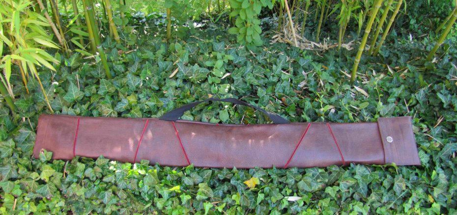 Mind-Factor Bogensport – Recurve Bogentasche für einen Goasslschnoiza #2020_29 - 87,50 €
