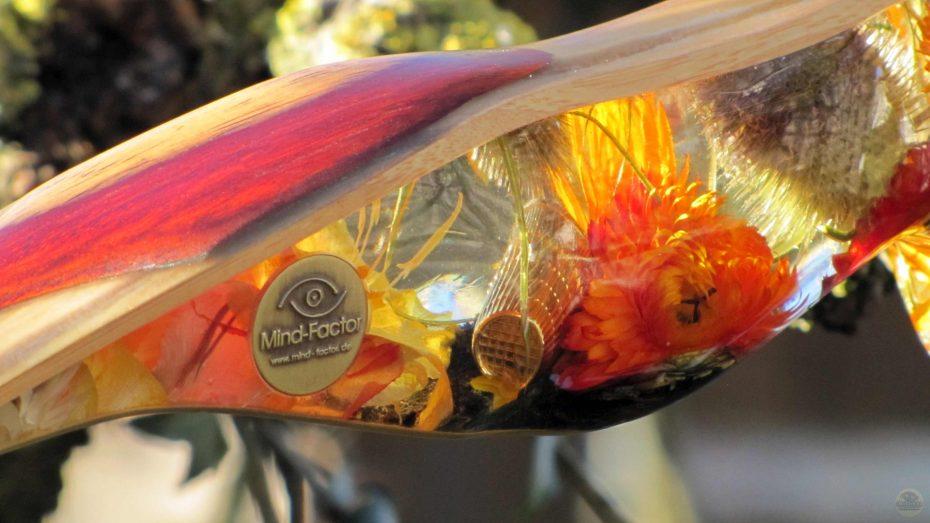 Mind-Factor FOCUS WU Schere mit Fingerhut und Blüten 61217_15