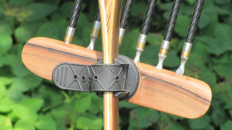 custom Bogenköcher mit Mind-Factor GW5