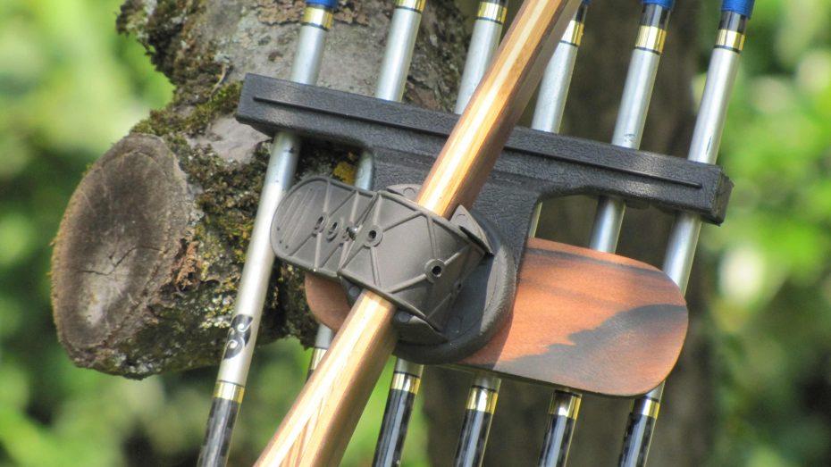 custom Bogenköcher mit Mind-Factor GW6