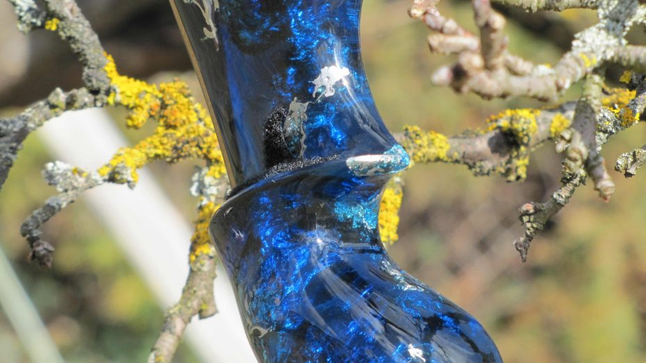Mind-Factor FOCUS Recurve Wuidara Silvermine Deep Blue 4319_1