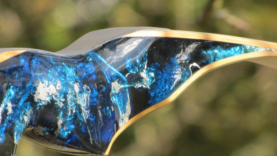 Mind-Factor FOCUS Recurve Wuidara Silvermine Deep Blue 4319_10
