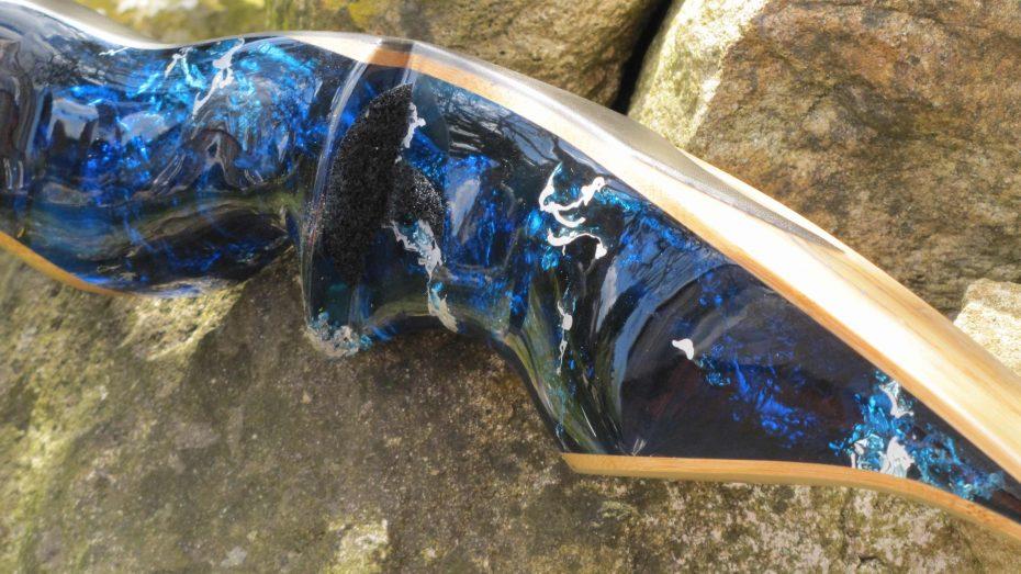 Mind-Factor FOCUS Recurve Wuidara Silvermine Deep Blue 4319_13