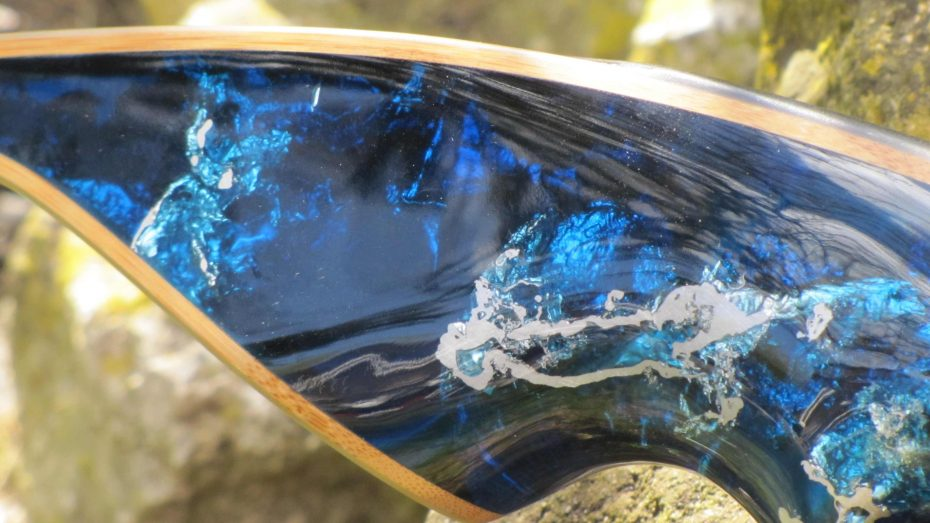 Mind-Factor FOCUS Recurve Wuidara Silvermine Deep Blue 4319_15
