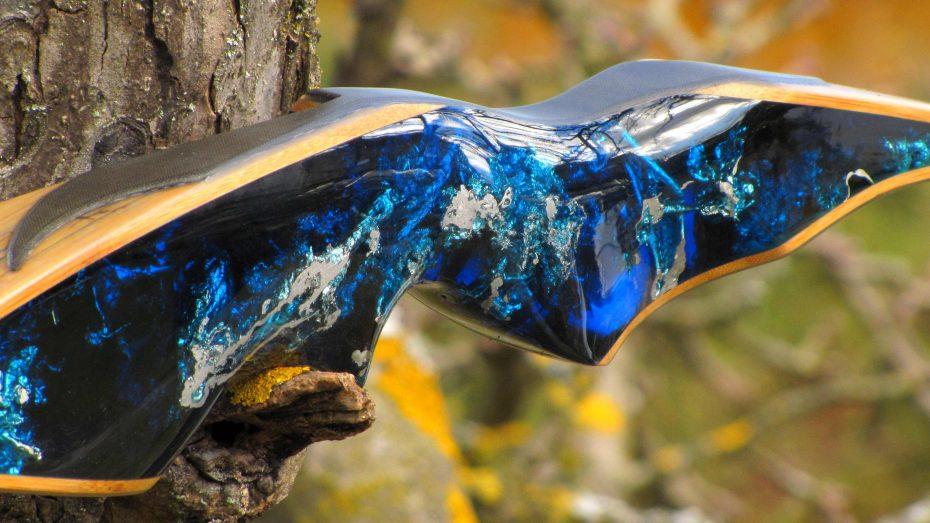 Mind-Factor FOCUS Recurve Wuidara Silvermine Deep Blue 4319_6