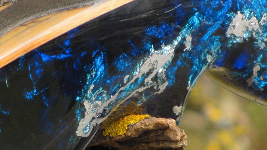 Mind-Factor FOCUS Recurve Wuidara Silvermine Deep Blue 4319_7