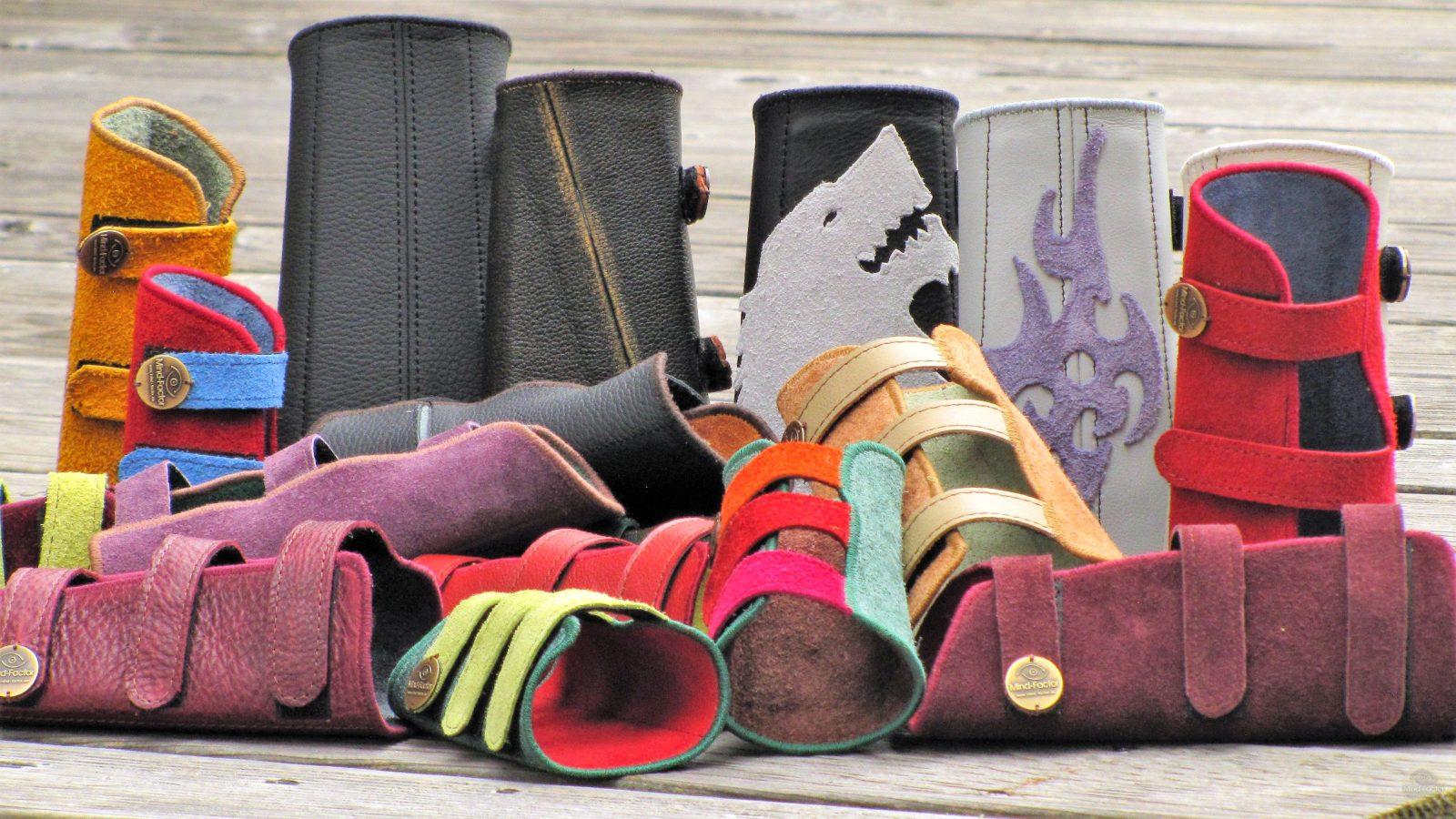 Mind-Factor Armschutz aus Leder Sortiment 2019_8
