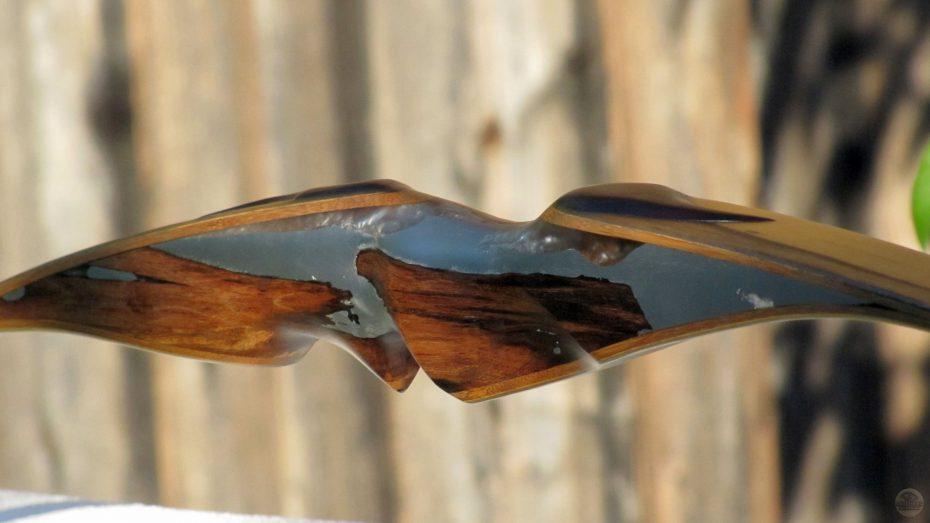 Mind-Factor FOCUS Langbogen Wave-S Rebe-Zinn, Heavy Metal 10819_4