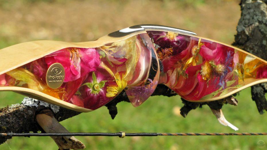 Mind-Factor Focus Recurve Wuidara Blüten in Pink 25819_11