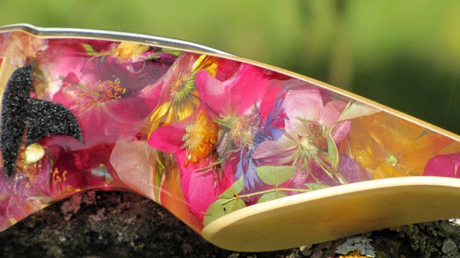 Mind-Factor Focus Recurve Wuidara Blüten in Pink 25819_5