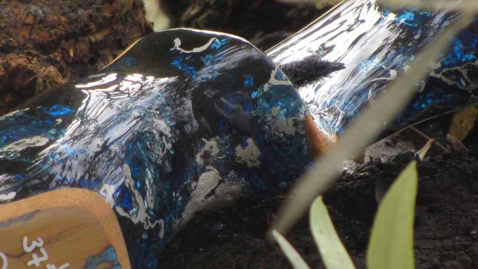 Mind-Factor FOCUS Langbogen Wave-S Silvermine Deep Blue 1121_6