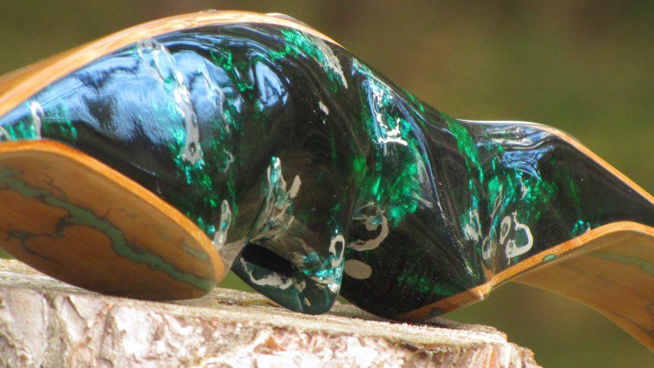 Mind-Factor FOCUS Recurve Wuidara Silvermine Smaragd Grün High Voltage 20221 _10