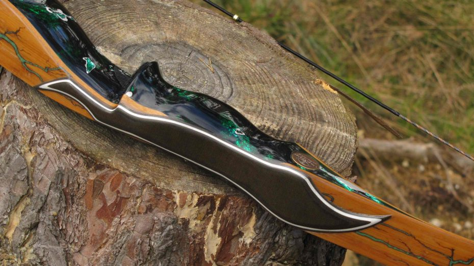 Mind-Factor FOCUS Recurve Wuidara Silvermine Smaragd Grün High Voltage 20221 _12