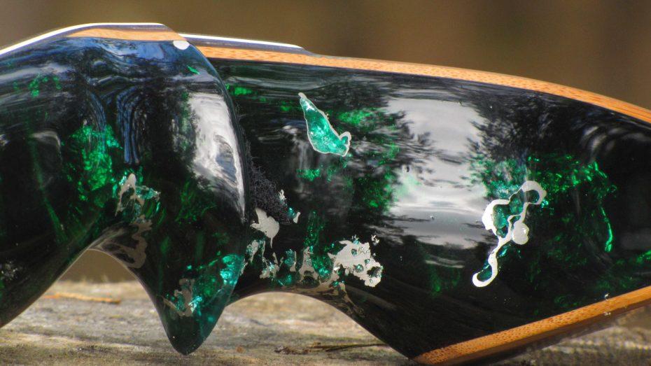 Mind-Factor FOCUS Recurve Wuidara Silvermine Smaragd Grün High Voltage 20221 _6